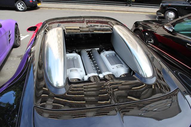 veyron w16 engine flickr photo sharing. Black Bedroom Furniture Sets. Home Design Ideas