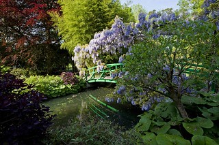 Monet's Garden in Giverny, France - The Pond (I) | by Rosarian49