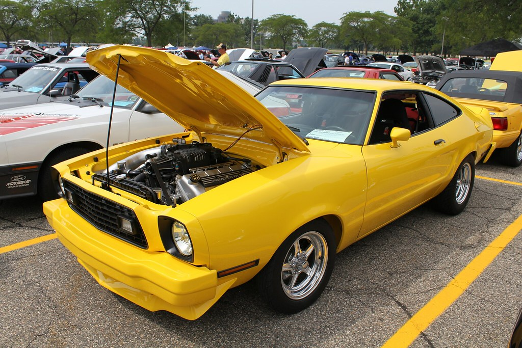 1978 Ford Mustang Ii 1978 Ford Mustang Ii By Greg Sauve Cruis News Magazine Flickr