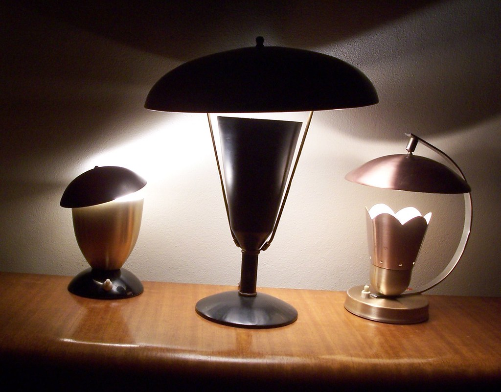 ... 50u0027s TV Lamps | By Black Afro