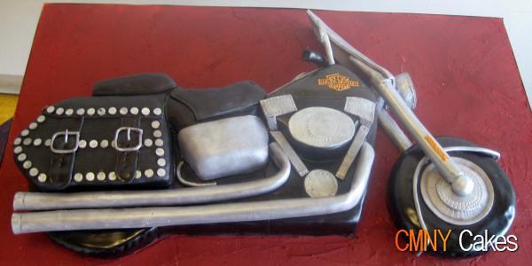 Cake Art Motorcycle Cake Pan : Harley Davidson Motorcycle Cake Keywords: chopper, bike ...