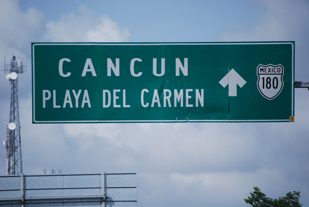 Playa del carmen - 5 6