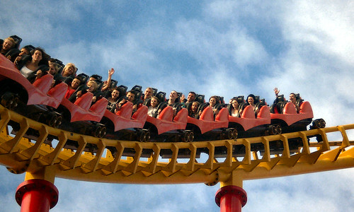 Roller coaster | by Hedgeman2006