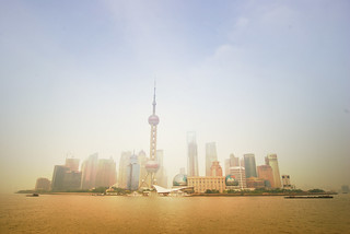 Pudong Skyline (day) | by Kamal Zharif
