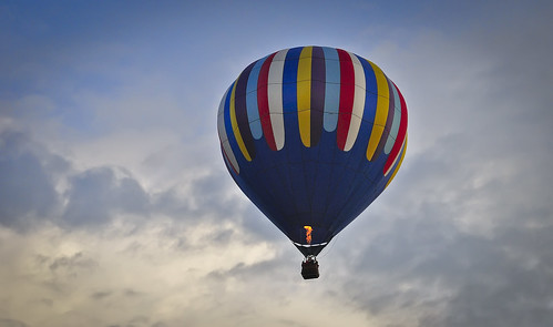 Hudson, MA Hot Air Balloon Festival, 2010 | by Aartanik Images