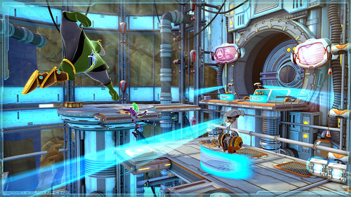 Ratchet and Clank: All 4 One [Gamescon 2010] | by PlayStation.Blog