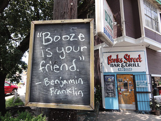 Booze Is Your Friend | by Editor B