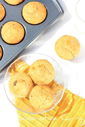 Cheerios Banana Muffins | by collaborative_curry