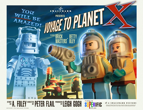 Voyage To Planet X | by flailx