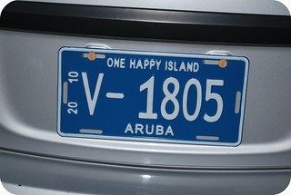 Happy Island License Plates | by PilotGirl