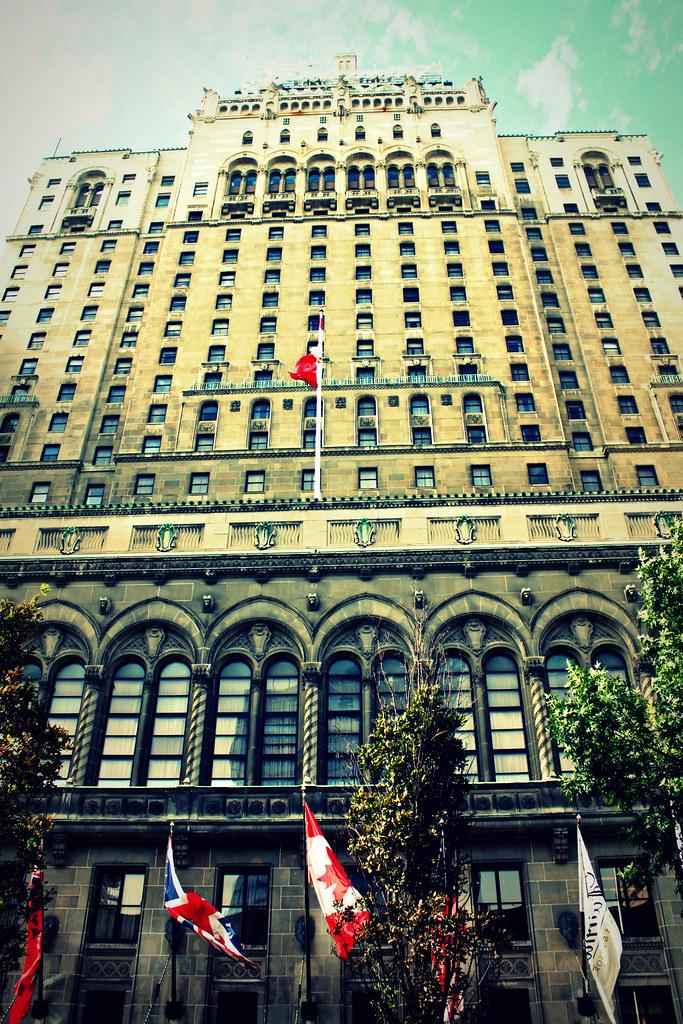 Map Royal York Hotel Toronto
