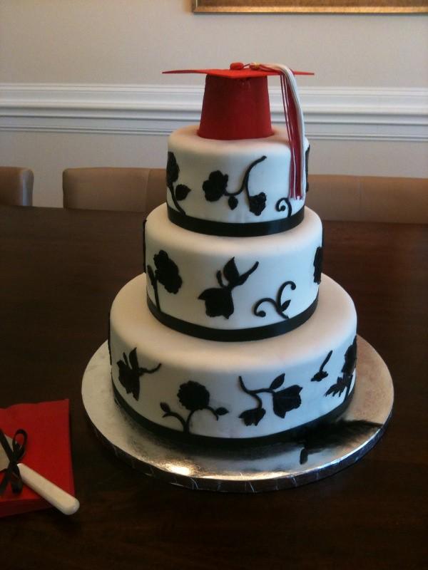 Heather Cake Decorations