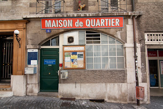 Maison de Quartier | by palbo