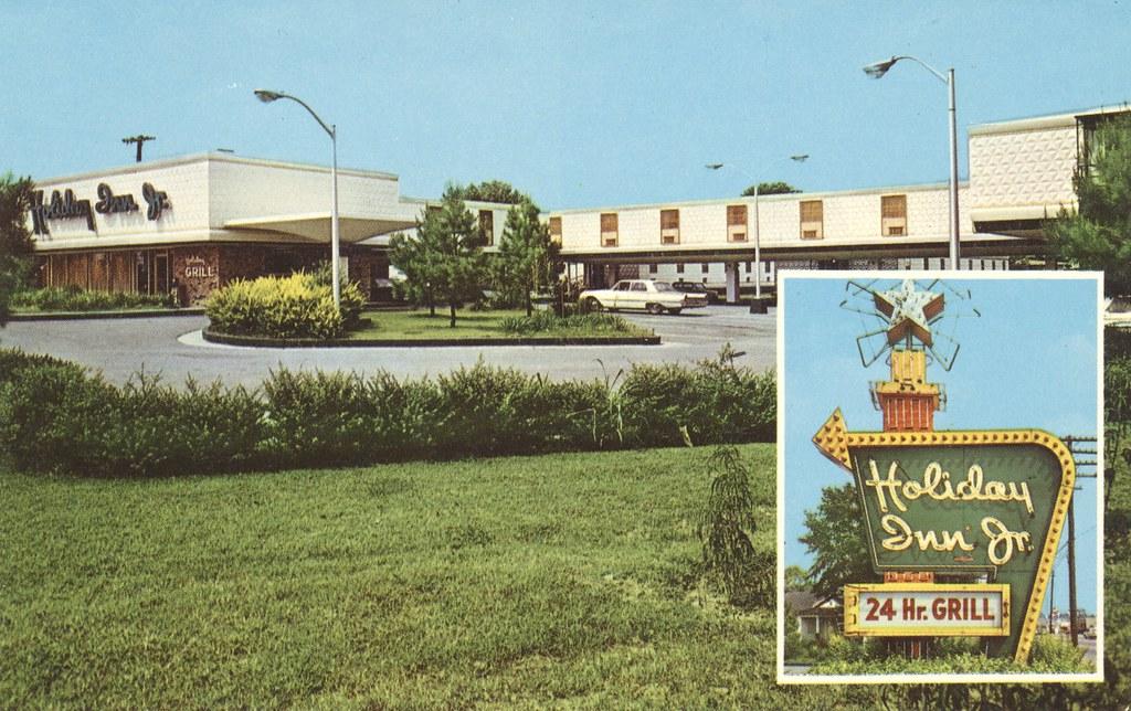 Holiday Inn Jr. - Memphis, Tennessee