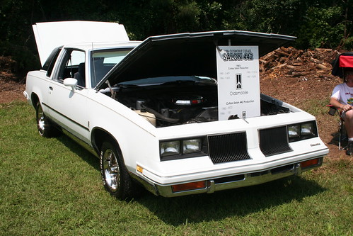 1986 olds cutlass salon 442 mitch prater flickr for 1986 oldsmobile cutlass salon