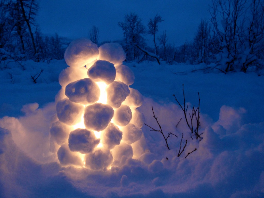 Norwegian Lantern Snowball Light Snowball Lights Like