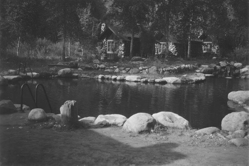 10026 Grand Canyon Historic Phantom Ranch Poolside C 193