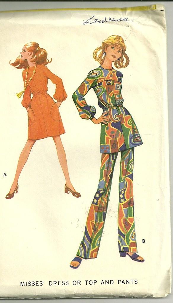 Vintage Sewing Pattern. McCalls 2634 | For more details on t… | Flickr