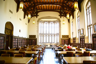 Peggy V. Helmerich Great Reading Room | by go2ou