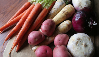 Root Vegetables | by Sharon Mollerus