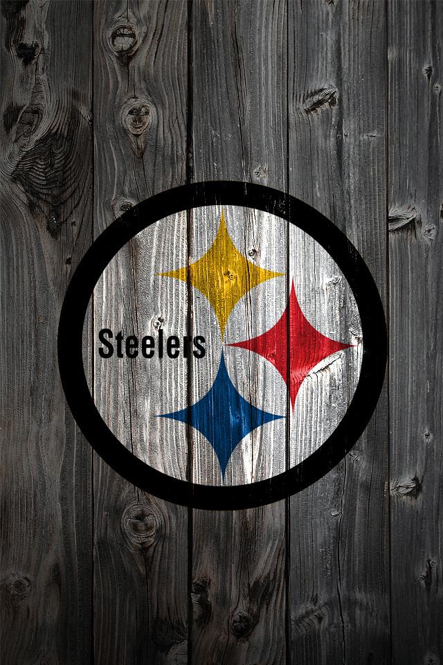 Pittsburgh steelers wood iphone 4 background pittsburgh - Steelers background ...