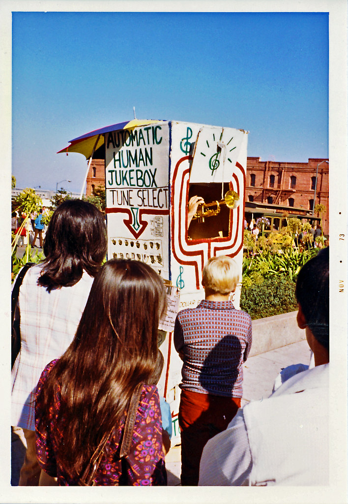 Automatic Human Jukebox 73 SF #Flickr12Days | Automatic ...