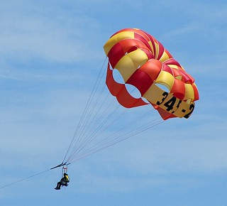 Project 365 - 7-8-10 Parasailing | by gaila3