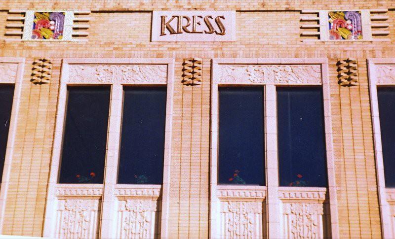 Billings Montana S H Kress Old American Deparmeet Stor Flickr
