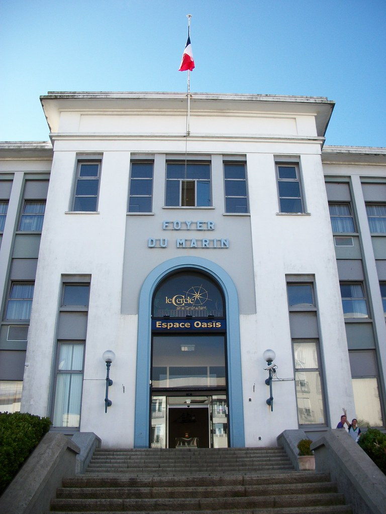 Foyer Du Marin Hotel Toulon : Foyer du marin centre ville brest rue yves collet