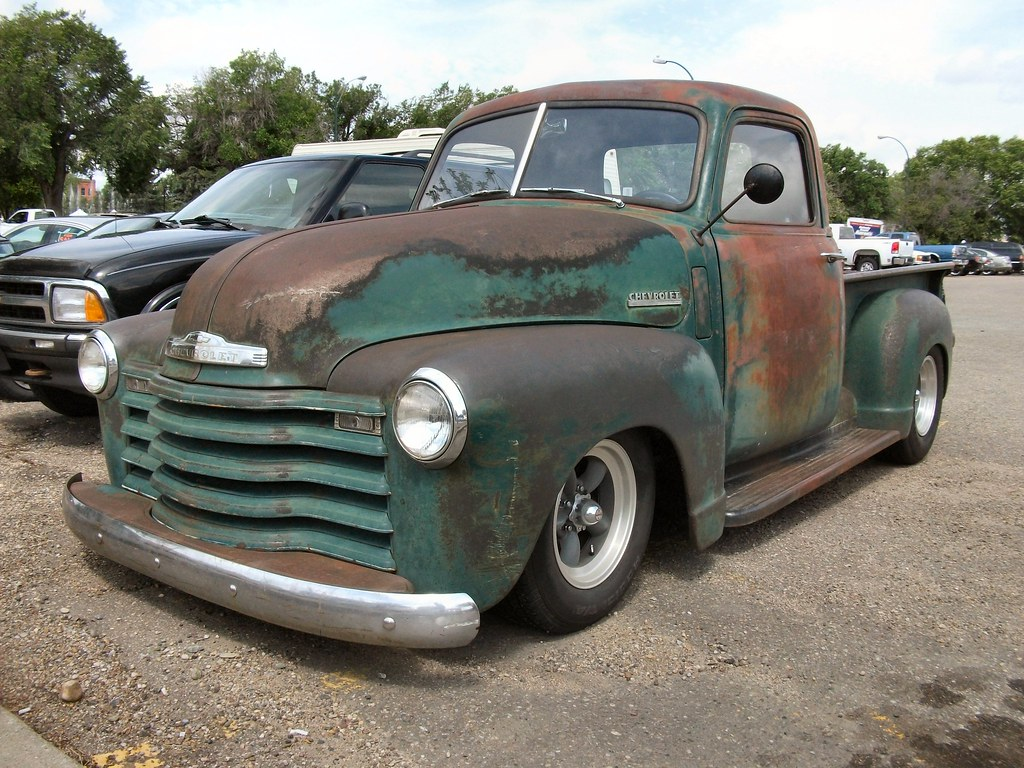 Chevy Truck New >> Chevrolet Truck   Beautiful patina on this Chevrolet truck i…   Flickr