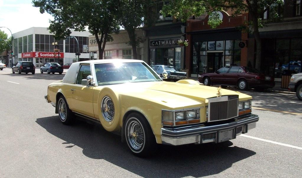 1978 Cadillac Seville Opera A Rare Very Expensive When