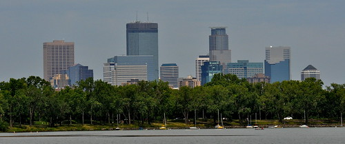 Minneapolis Skyline | by Joe Bielawa