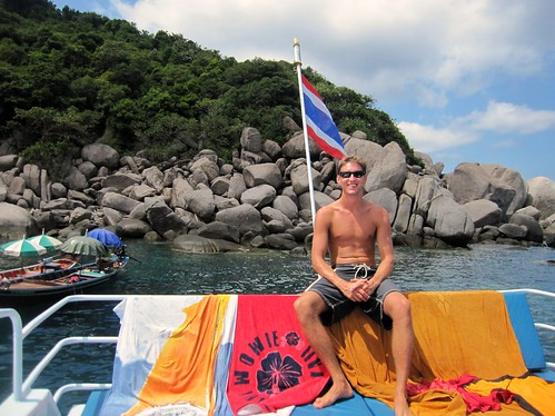 Koh Tao Diving - Thai Flag | by FollowOurFootsteps