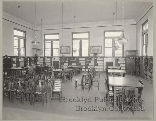 Saratoga Branch [picture] | by Brooklyn Public Library - Brooklyn Collection