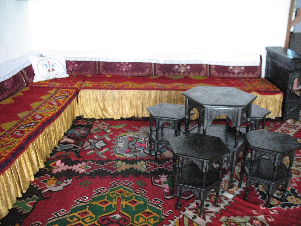 salon de la maison turque mostar by yannmuggianu - Salon Turque