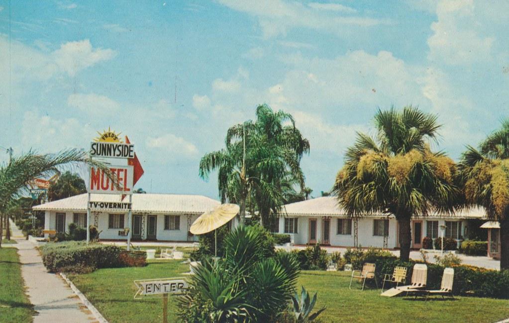 Fred's Sunnyside Motel - Sarasota, Florida