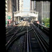 "Chicago (ILL) Chicago Transit Authority, CTA, South Wabash Ave "" on the Loop  """