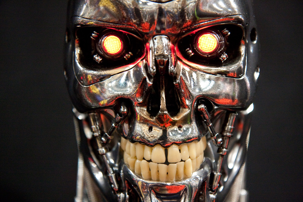 Image result for terminator robot