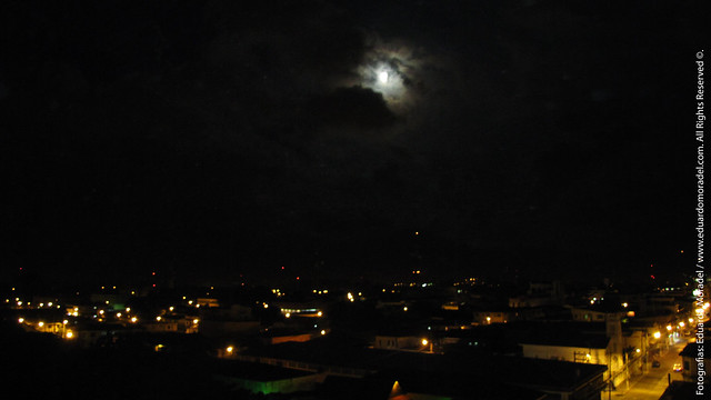 fotos de mi ciudad bella de la ceiba en noche con la luna On noche de luna en la ceiba