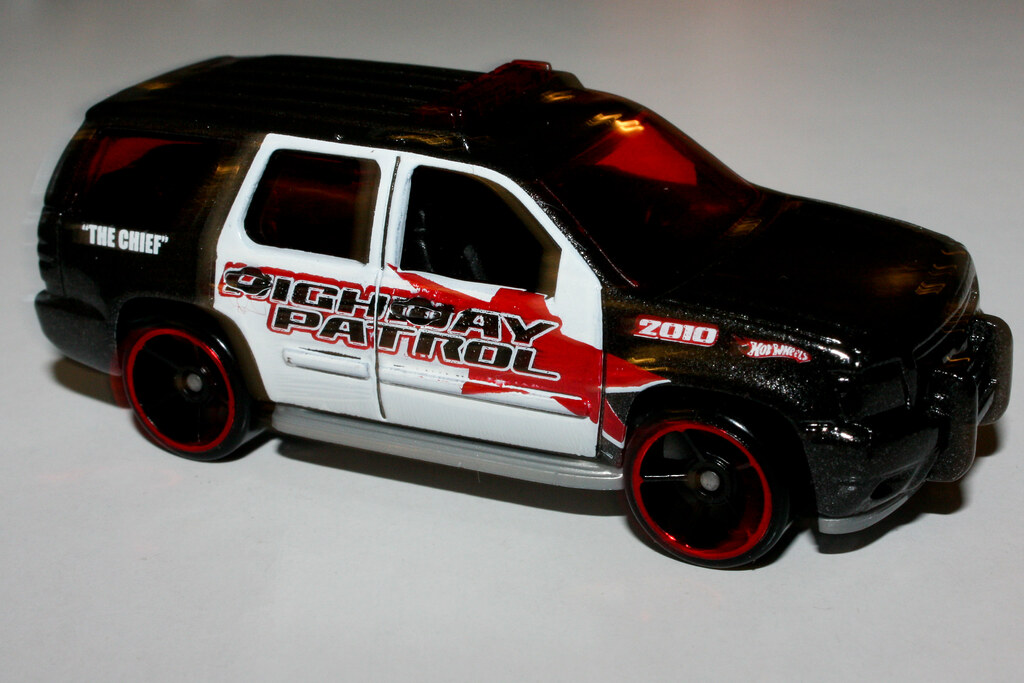New Chevy Tahoe >> 2010 Hot Wheels '07 Chevy Tahoe | Kevin Borland | Flickr