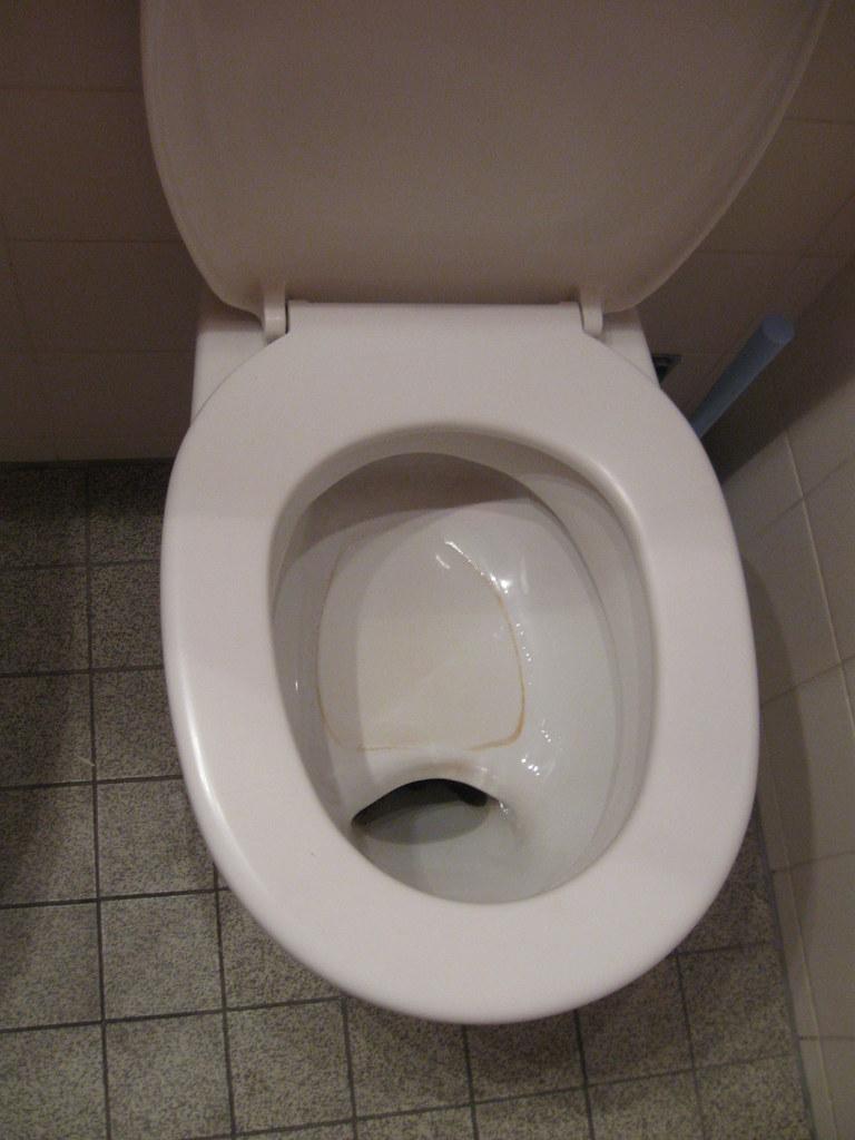 German Shelf Toilet 005 - German Shelf Toilet