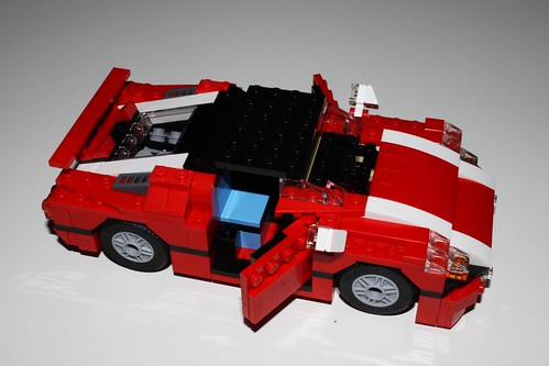 Lego Sport Car 5867 | by dnzvr