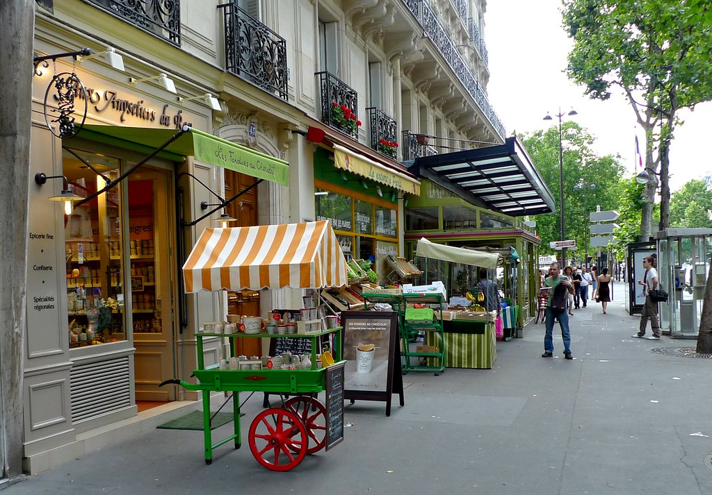 Cafe Paris Dublin