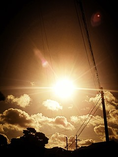 sepia sky #iphonegraphy | by kou hattori