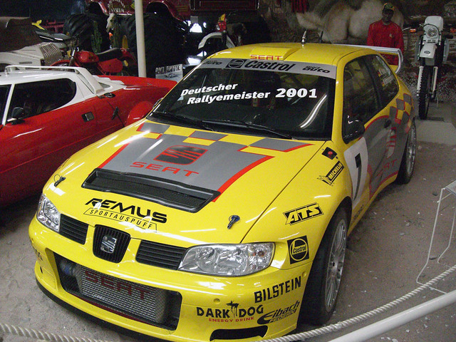 seat ibiza rally 2001 flickr photo sharing. Black Bedroom Furniture Sets. Home Design Ideas
