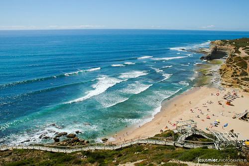A >> Playa de Ribeira D'Ilhas | Playa de Ribeira D'Ilhas Ericeira… | Flickr