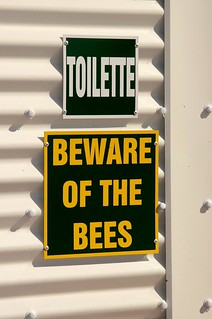 Beware of the Bees | by cowyeow