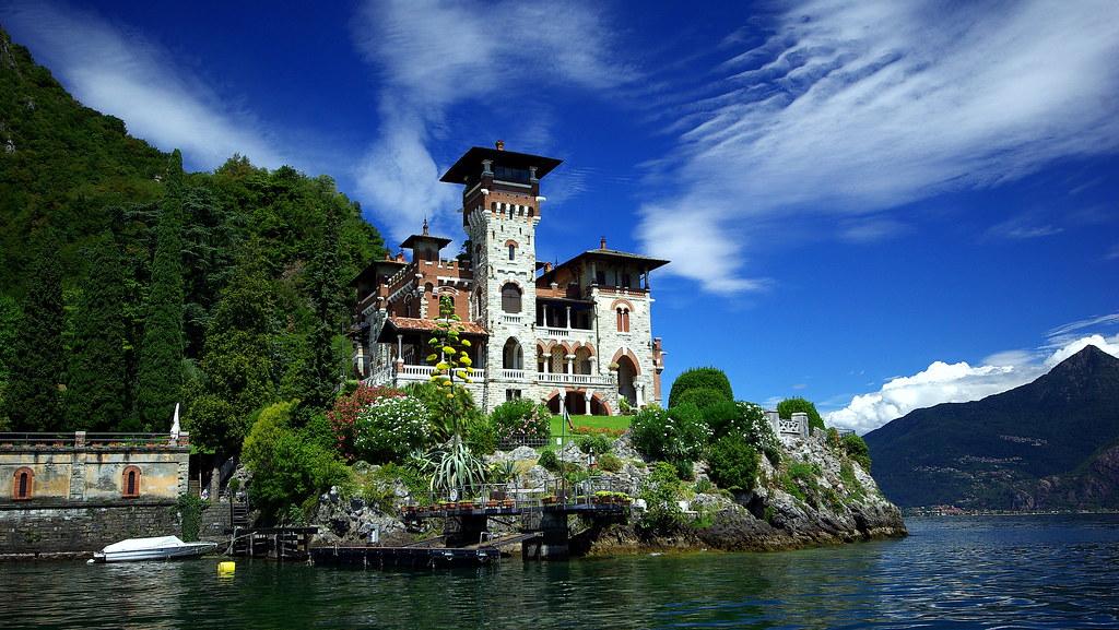 Villa Gaeta Lake Como Lombardia Italy