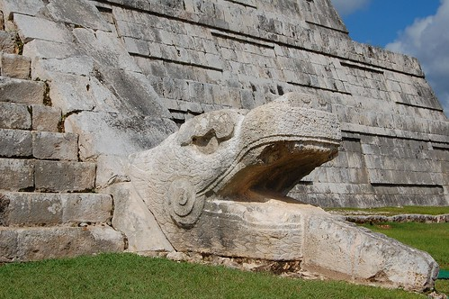 Temple of Kukulcan, Chichén Itzá | by Mattron