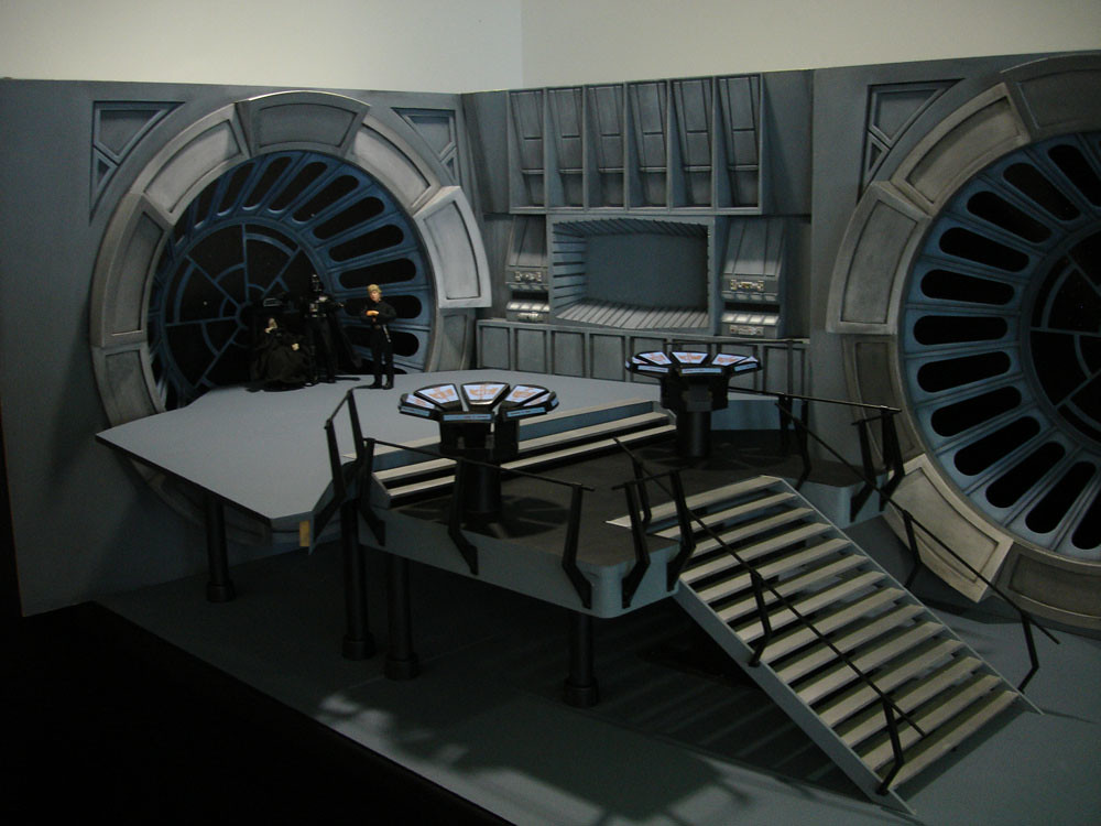 Star wars celebration iv star wars robot chicken death s for Model chicken set